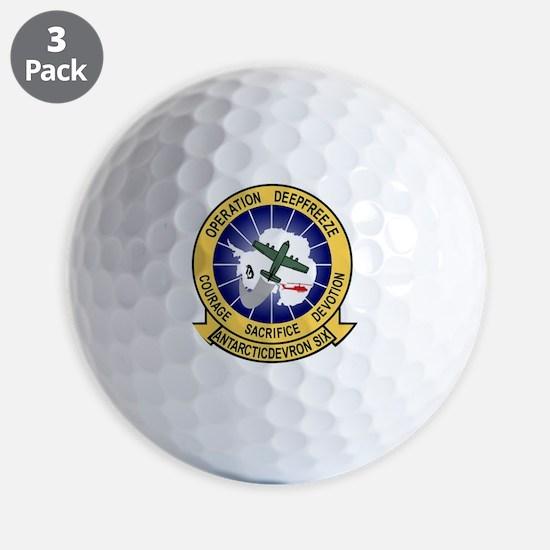 VXE-6 Sheild Golf Ball