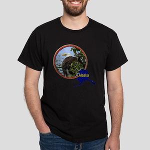 Alaska! Dark T-Shirt