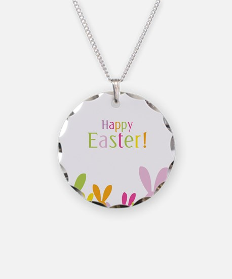 Easter Rabbits Necklace