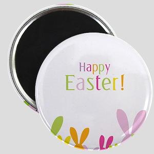 Easter Rabbits Magnet