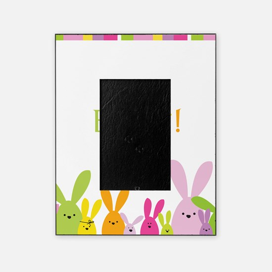 easter rabbits picture frame - Easter Picture Frames