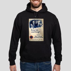 Keep Em Smiling - M Leon Bracker - 1918 - Poster S