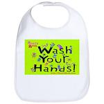Wash Your Hands Bib