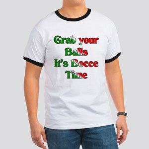 Grab your Balls. It's Bocce T Ringer T