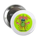 """2.25"""" Wash Your Hands pin-on badge (single)"""