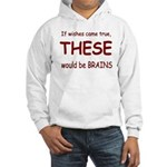 Brains Hooded Sweatshirt