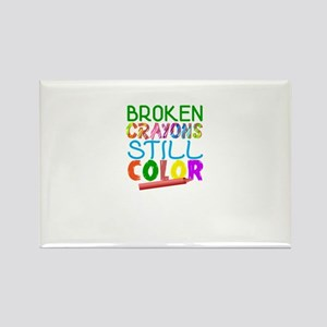 Broken Crayons Still Color Magnets