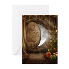 Christmas Tree Greeting Cards (Pk of 10)