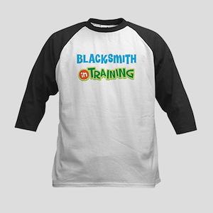 Blacksmith in Training Kids Baseball Jersey