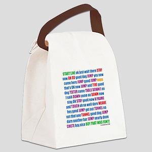 AgilityRUN Canvas Lunch Bag