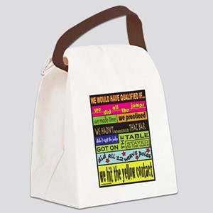 wouldqualify Canvas Lunch Bag