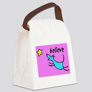 300believe Canvas Lunch Bag