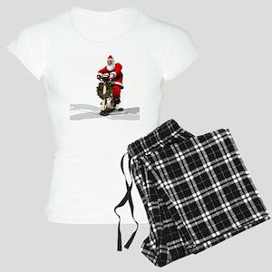 Santa Fitness 2 Women's Light Pajamas