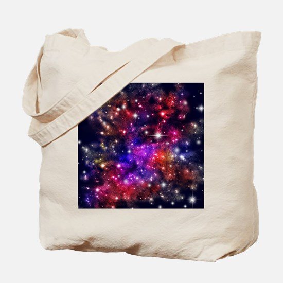 Star-field Tote Bag