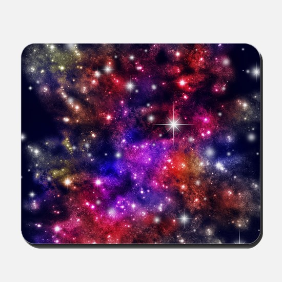 Star-field Mousepad