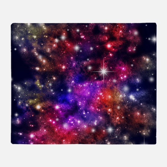 Star-field Throw Blanket