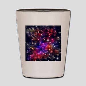 Star-field Shot Glass