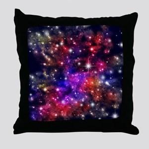 Star-field Throw Pillow