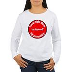Personality Women's Long Sleeve T-Shirt
