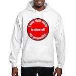 Personality Hooded Sweatshirt