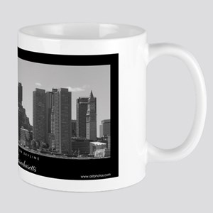 Downtown Boston Skyline - Mug