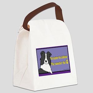 SweetQ Canvas Lunch Bag