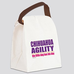 2-CHIHUAHUADAY Canvas Lunch Bag