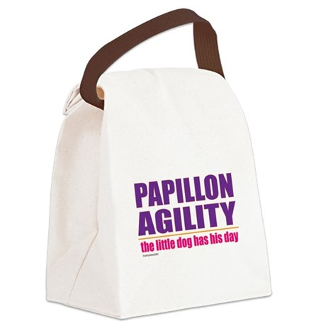 Papillonday.png Canvas Lunch Bag