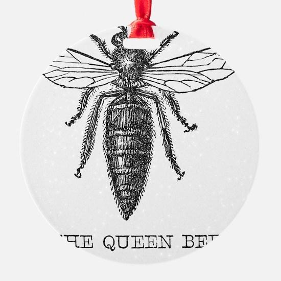Vintage queen bee Ornament