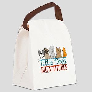 bigattitudes Canvas Lunch Bag