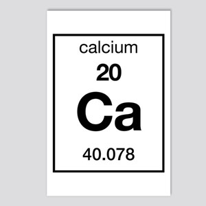 Calcium Postcards (Package of 8)