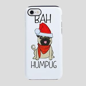 Bah Humbug, Christmas Cute Do iPhone 7 Tough Case