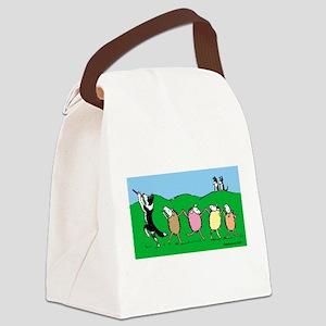BCpiedpiper Canvas Lunch Bag