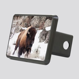 Buffalo Rectangular Hitch Cover