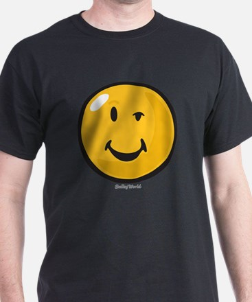 sarcasm smiley T-Shirt