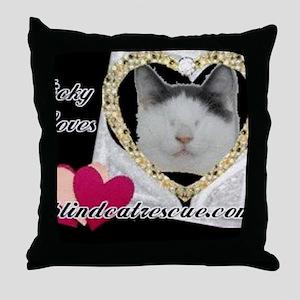 Nickey Throw Pillow