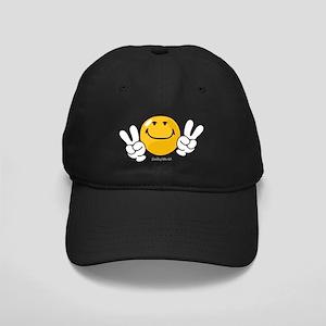 ambition smiley Black Cap