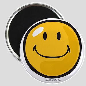 smug smiley Magnet