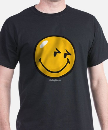 sneakiness smiley T-Shirt