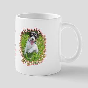 Smiling Rat Terrier Mug