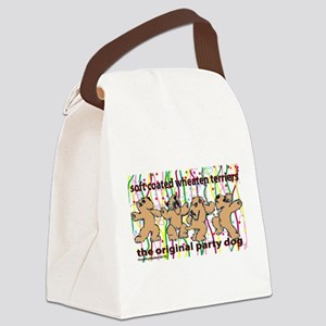 PartyDogSCWT Canvas Lunch Bag
