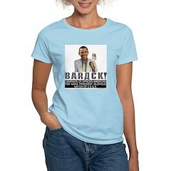 Barack for Make President Women's Light T-Shirt