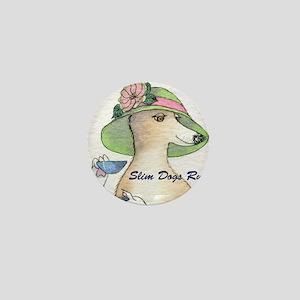 Slim Dogs Rule cover Mini Button