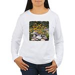 California Poppies Women's Long Sleeve T-Shirt