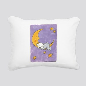 OESmoon Rectangular Canvas Pillow