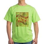 Flat New Mexico Green T-Shirt