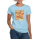 Flat New Mexico Women's Light T-Shirt