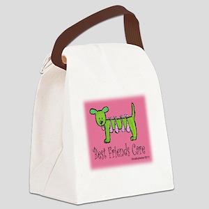 BreastCancer Canvas Lunch Bag