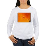 California Poppy Women's Long Sleeve T-Shirt