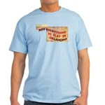 Flat Oklahoma Light T-Shirt